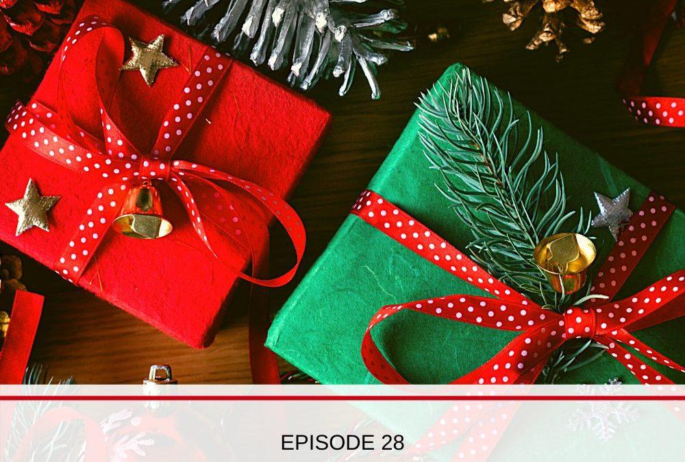 #028 Christmas Gift!