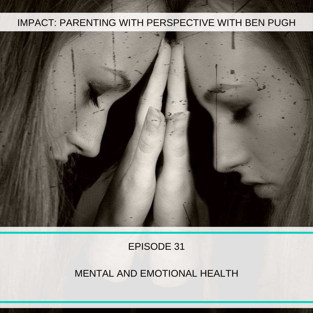 #032 Improving Your Mental & Emotional Health