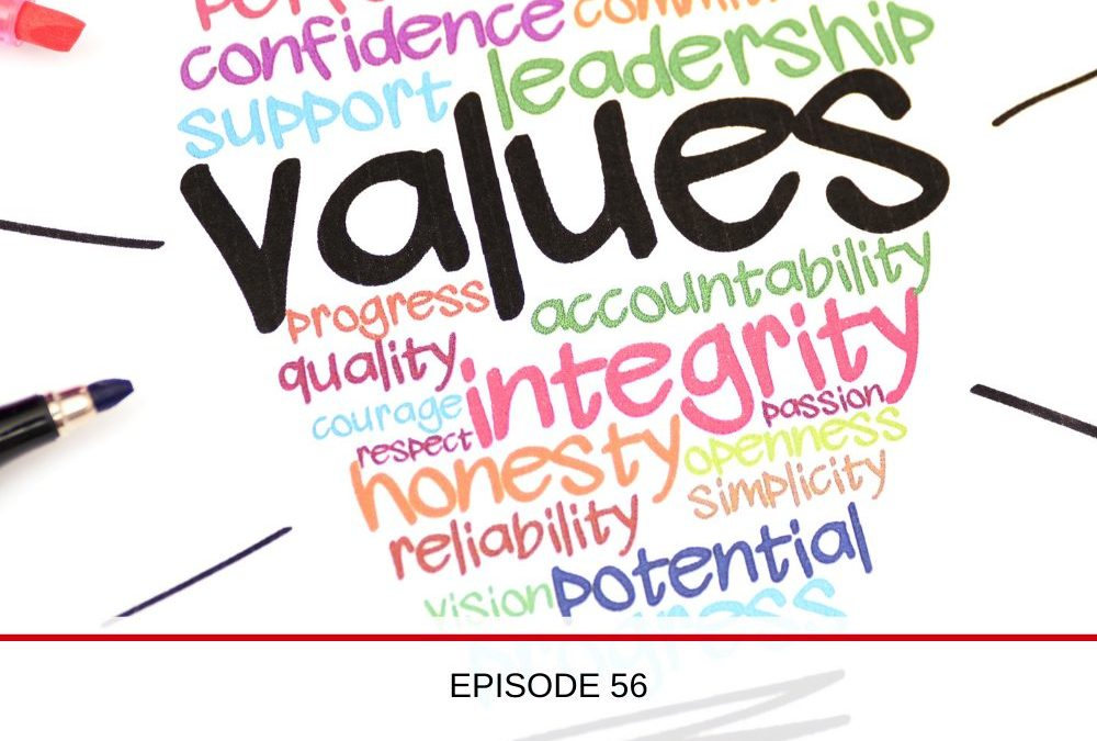 #056 What are your Parenting values?
