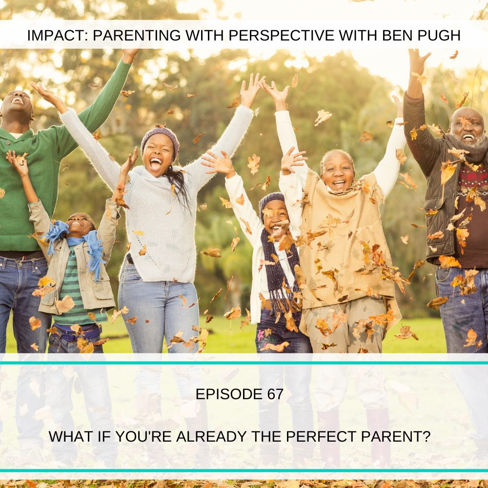 #067 What If You're already The Perfect Parent?